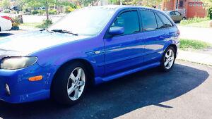 2003 Mazda Protege 5 Hatchback