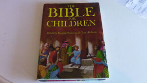 The Bible for Children, 1973