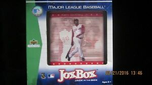 Rare Ken Griffey Jr Jack in the Box London Ontario image 1