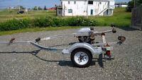 Boat Trailer for 14 to 17 foot boat