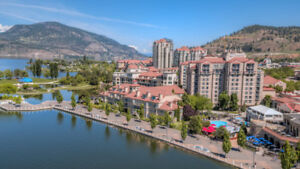 Delta/Marriott Grand Okanagan Resort Condo Rental - Oct 21-28