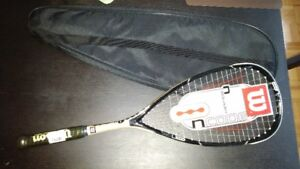 Squash Racquet (in original packaging) for sale