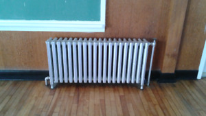 Casr iron Radiators for sale