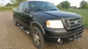 Parting out 2007 F150 Fx4 4x4 5.4