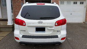 2008 Hyundai Santa Fe Limited SUV, Crossover Cambridge Kitchener Area image 4