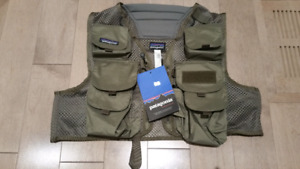 Patagonia Mesh Master Fly Fishing Vest Small