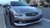 Infiniti G37S Coupe 2008 Hi-Teck Package RARE GPS PADDLE SHIFTER