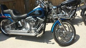 2008 HARLEY DAVIDSON SOFTTAIL  FXSTC  FOR SALE $10500