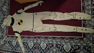 Costume - Crash Test Dummy