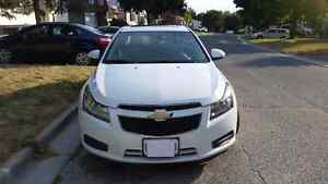 2012 Chevrolet Cruze LT with Sunroof - REDUCED