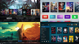 WE SERVICE AND SELL KODI BOXES - only the best!