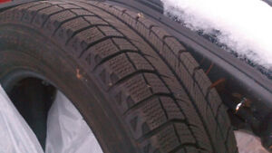 Winter tires 205/65r15