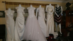 Wedding Dresses, Various Sizes