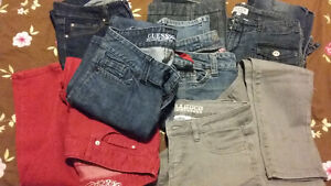 7 pairs of Quality Jeans Size 2/3
