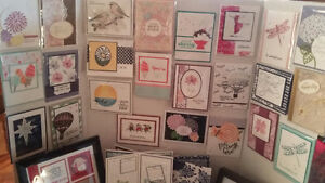 Stampin' Up Card Classes