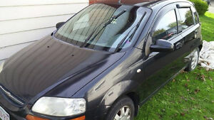 2005 Chevrolet Aveo LT Wagon with Complete Clutch Kit