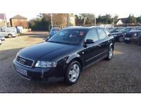 2002 Audi A4 Avant 1.9TD DIESEL Estate Long MOT 2 Owners Bargain
