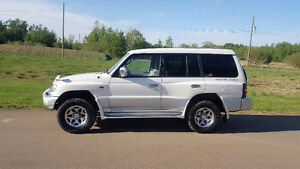 1997 Mitsubishi Other SUV, Crossover