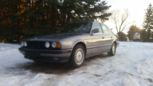 **91 BMW E34 525I FOR SALE OR TRADES!!!***