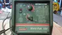 *** Lincoln Weld-Pak 100 ***