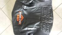 Bristol leather jacket now 100$