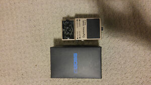 Boss AW-3 Wah Pedal for Guitar (perfect condition, hardly used)