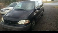 2002 Ford Windstar Fourgonnette, 7 places