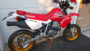 2016 Honda XR650L (Supermoto/Offroad package)