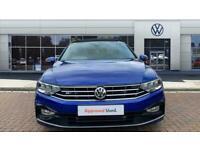 2020 Volkswagen Passat 2.0 TDI SCR 190 R-Line 4dr DSG Diesel Saloon Auto Saloon