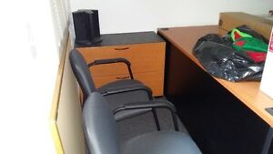 Teknion Systems Furniture - 5 Cubicles/Stations Kitchener / Waterloo Kitchener Area image 3