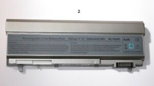 DELL LATITUDE E-6400 Series 9 Cell Battery...as new