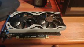 EVGA RTX 2060 6GB GPU GRAPHICS CARD KO EDITION DUAL FAN