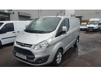 2013 63 Ford Transit Custom Limited 2.2TDCi ( 125PS ) 270 L1H1