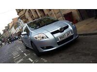 Toyota Auris Diesel low mileage for sale