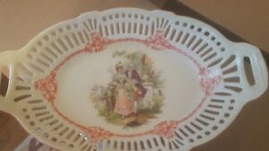 Antique dish
