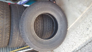 WINTER TIRES 235/75-R15 WINTER TXI M+S