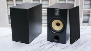 looking for surround sound speakers Kitchener / Waterloo Kitchener Area image 1