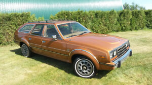 1984 AMC EAGLE -all the options in the day