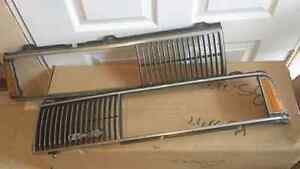 1989 Oldsmobile 88 ( fwd ) Grille pieces