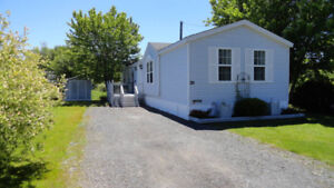 CUSTOM BUILT 2 BEDROOM MINI HOME...TOTALLY MAINTAINED
