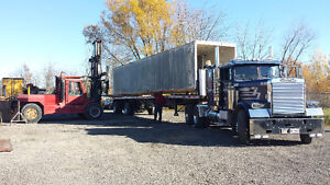 Trucking for hay and equipment Peterborough Peterborough Area image 3