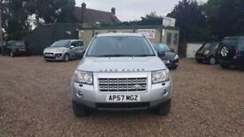 Land Rover Freelander 2 2.2Td4 auto 2007MY GS