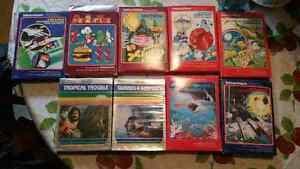 Intellivision Game Lot