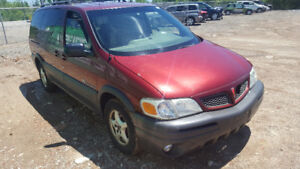 2003 MONTANA  JUST IN FOR PARTS AT PIC N SAVE! WELLAND