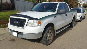 2008 Ford F-150 SuperCrew 4x4 Great Winter Vehicle - REDUCED!