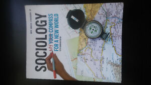 Sociology My Compass For A New World (5th edition)