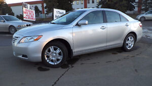 09 Camry- auto - 4dr - LOADED - A/C - NEW TIRES - ONLY 90,000KMS Edmonton Edmonton Area image 1