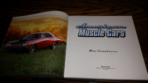 American Muscle Cars book