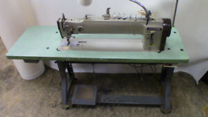 Machine a coudre Industriel  25 pouces Sewing Machine