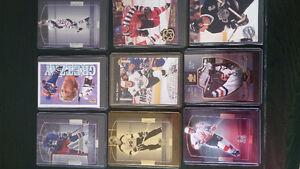 25 Cartes de hockey Wayne Gretzky 1993 a 1999